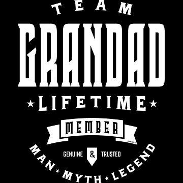 Grandad Tees by alececonello