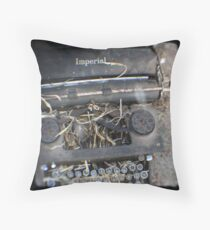 Imperial #2 Throw Pillow
