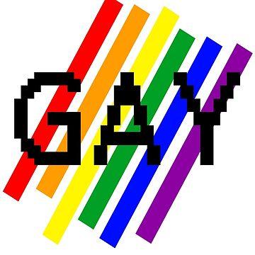 Gay by johandahlberg