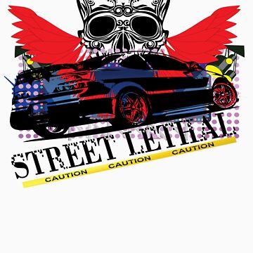 Street Lethal by sandstormatrix