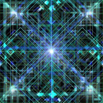 Transdimensional Web by lunimoon