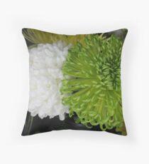 Selective Stems Throw Pillow