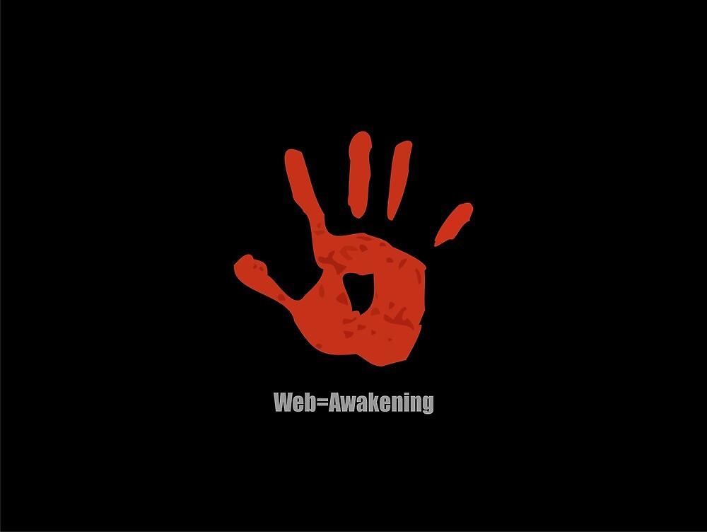 Web=Awakening by andyray