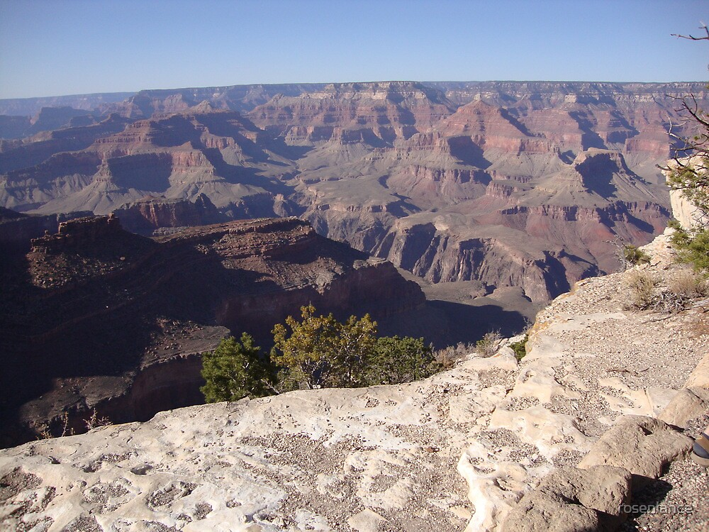 Grand Canyon ! by rosenlance
