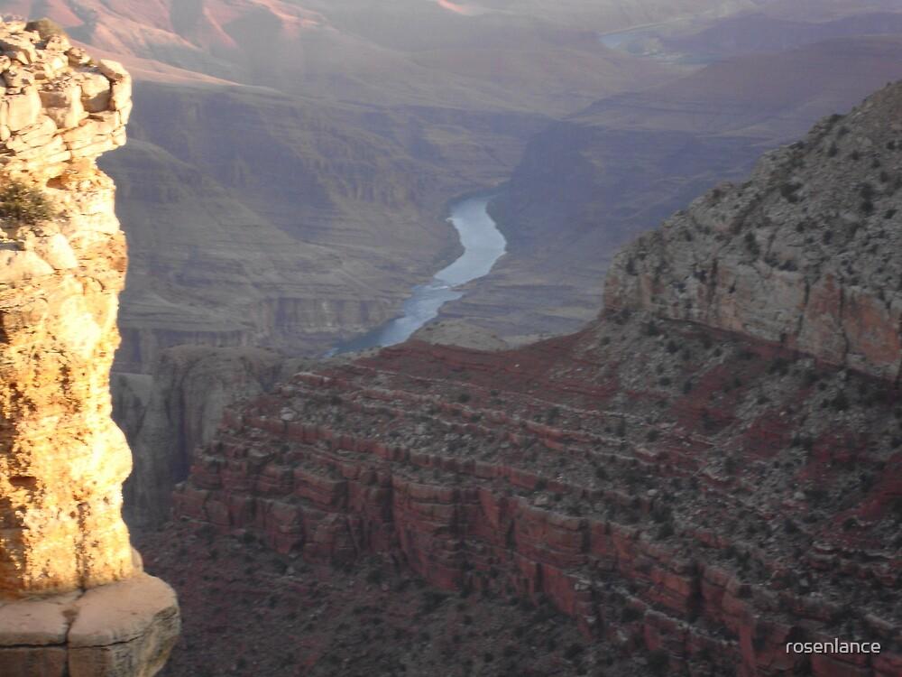 Colorado River / Grand Canyon, az  by rosenlance