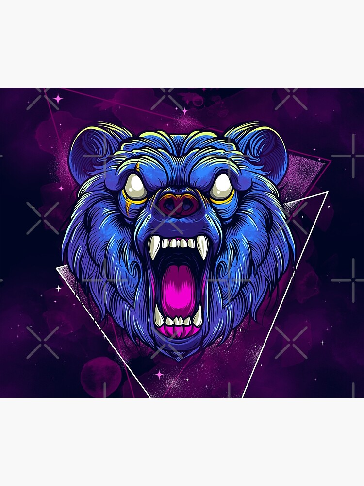 Frenzy Bear by angoes25