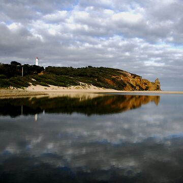 Aireys Inlet, late afternoon by colm