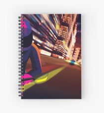 Express Route Spiral Notebook