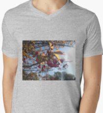 Macro Men's V-Neck T-Shirt