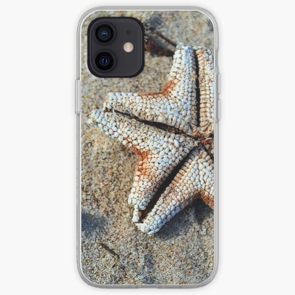 Carrickalinga Starfish iPhone Soft Case