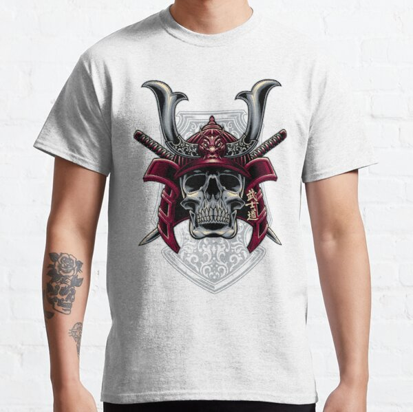 Skully Bushido Classic T-Shirt