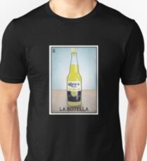 La Botella Mexican Lottery Card Unisex T-Shirt