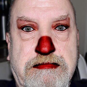 Clown of Melancol by GolemAura