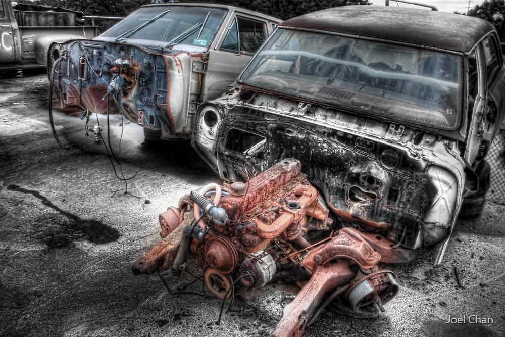 Engine Gone by Joel Chan