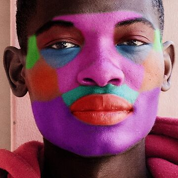 The Man of Colors by GolemAura