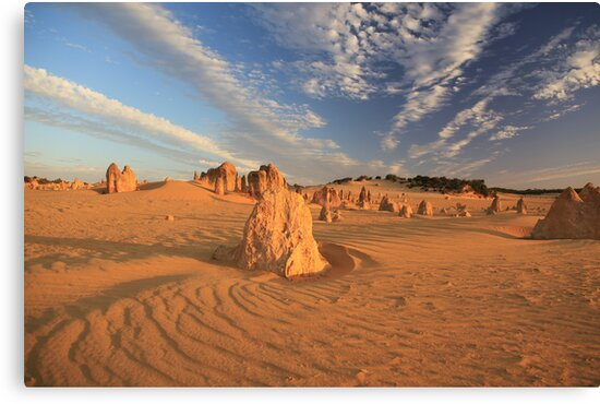 Nambung National Park by Karry Smith
