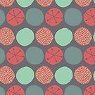 Day 7 of 365 Days of Design - Colorway #2 by Davida Fernandez