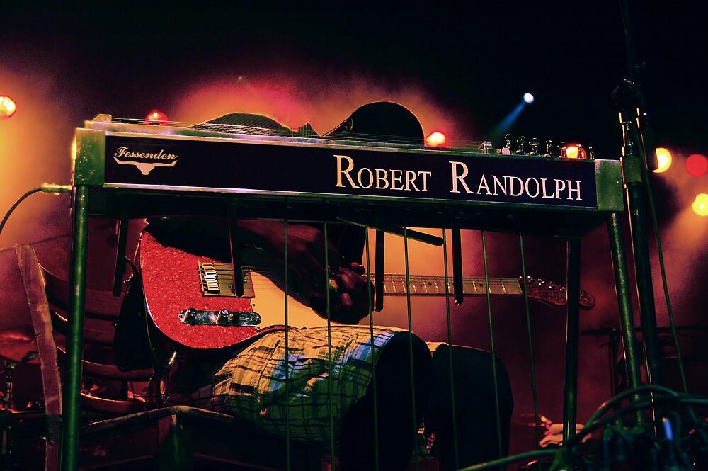 Robert Randolph at Voodoo Fest '09 by Brandon Myles Osman