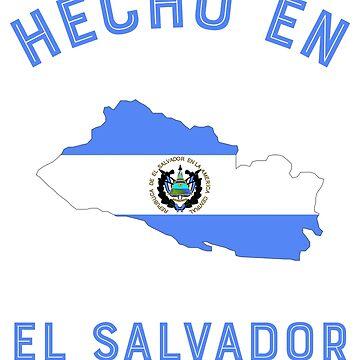 Hecho en el Salvador by LatinoTime