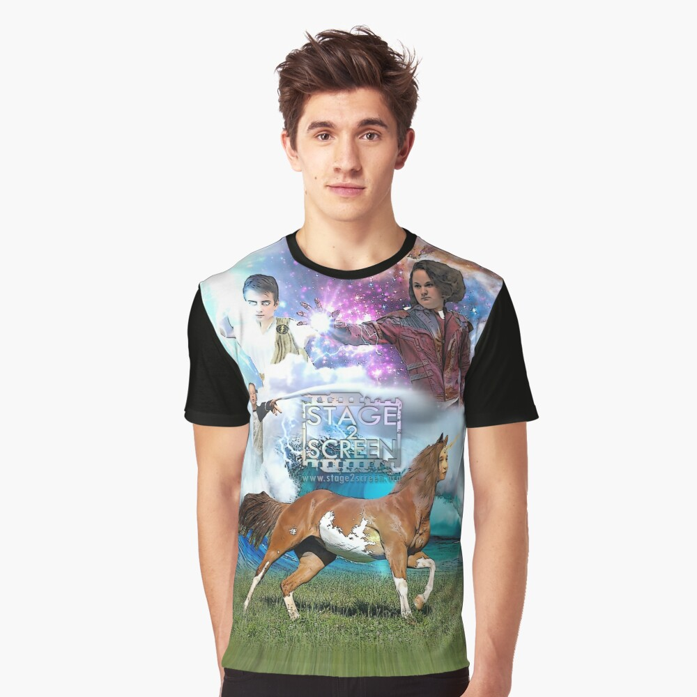 stage2screen Erina Heights Junior Graphic T-Shirt