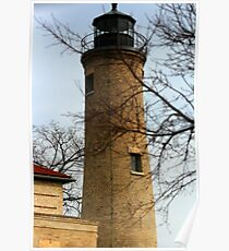 Southport Lighthouse Poster