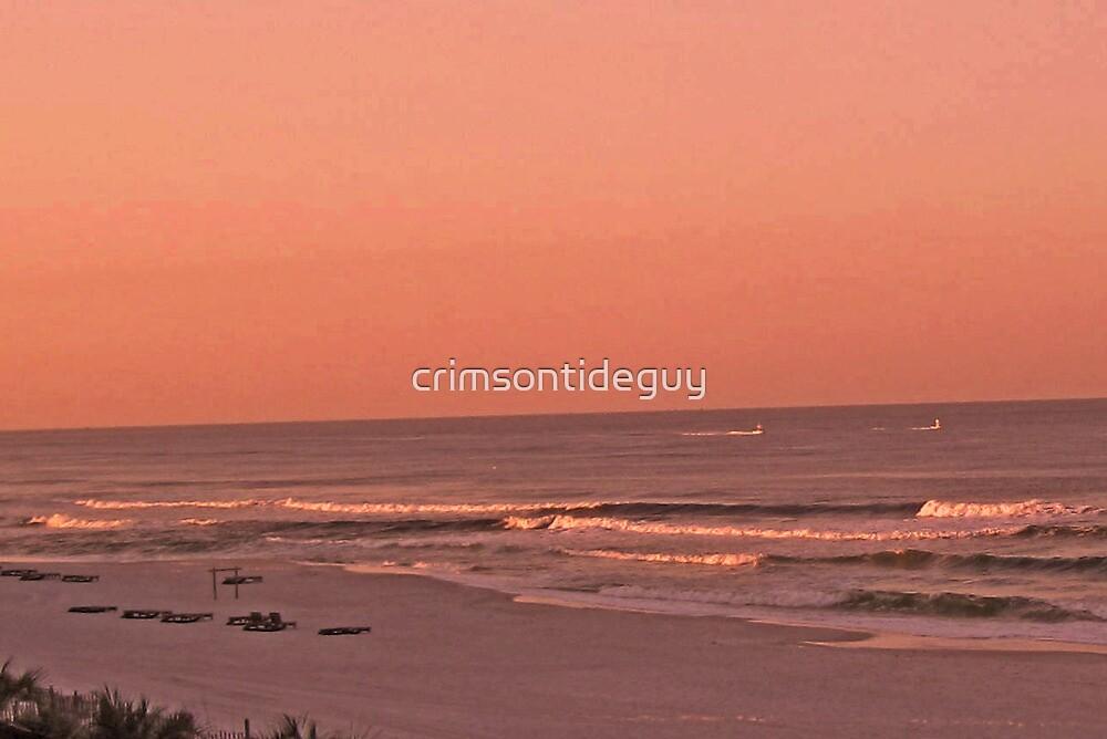 Panama City Beach, Florida by crimsontideguy