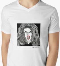 BORN THIS WAY Men's V-Neck T-Shirt