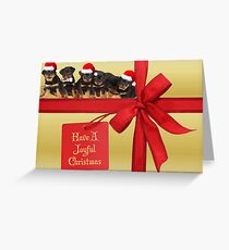 Have A Joyful Christmas Greeting Card Greeting Card