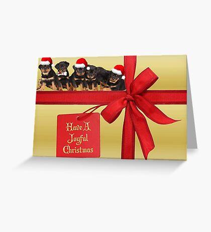 Have A Joyful Christmas Greeting Card Greeting Card