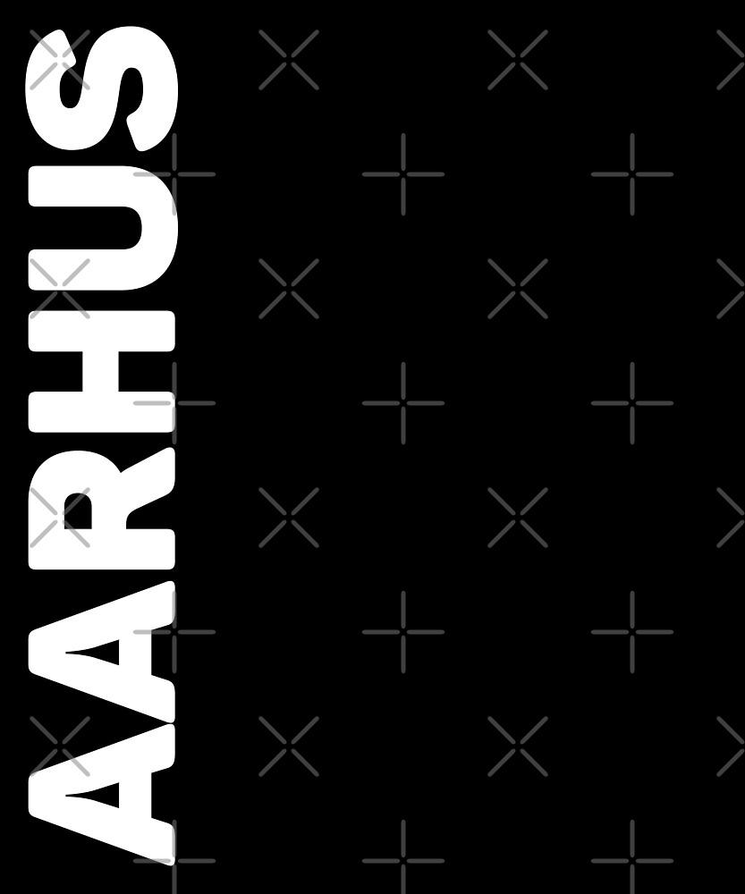 Aarhus T-Shirt by designkitsch
