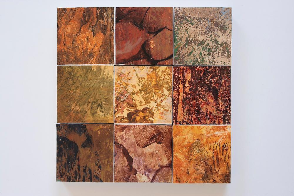 Fossils II by Roza Ganser