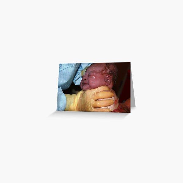 Birthing Greeting Card