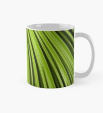 Green Flow Abstract Mug