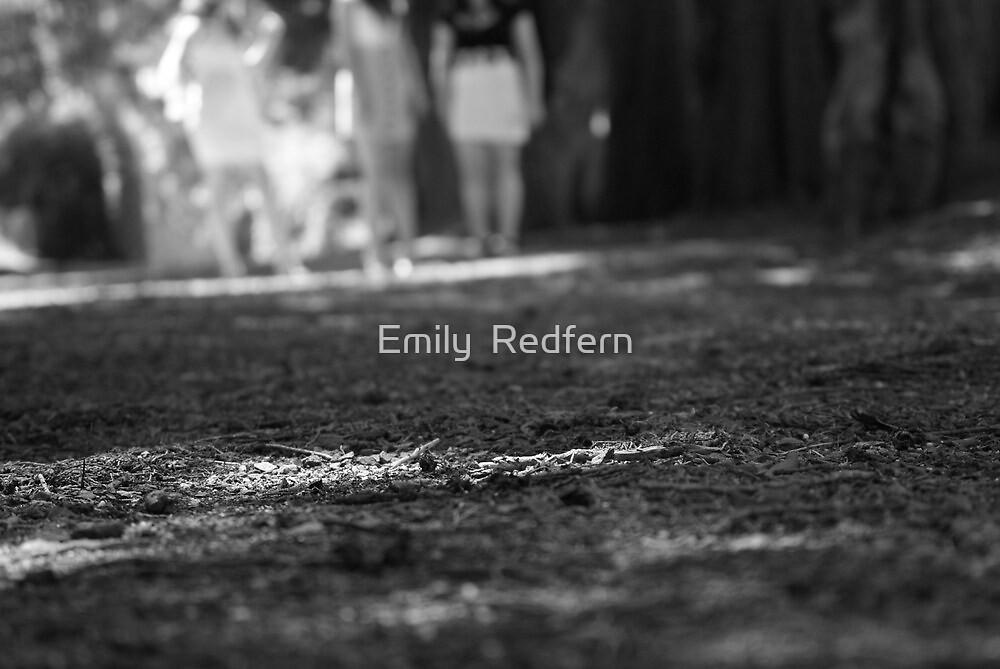 Blury Girl Time! by Emily  Redfern