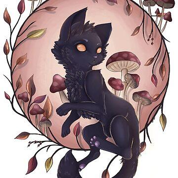 Autumn Kitty  by SamanthaSawyer