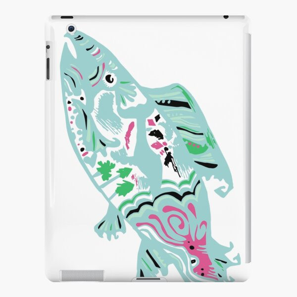 Tropical Lagoon Spirit iPad Snap Case