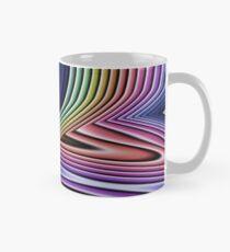 Rainbow Abstract Mug