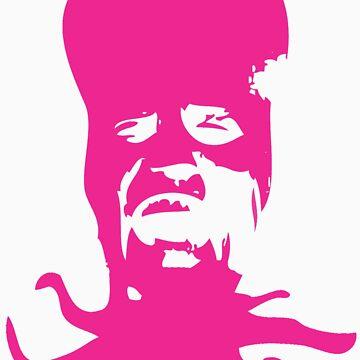 Mighty Boosh Tony Harrison by DementedFerret