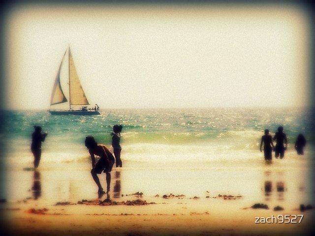 Beach by zach9527