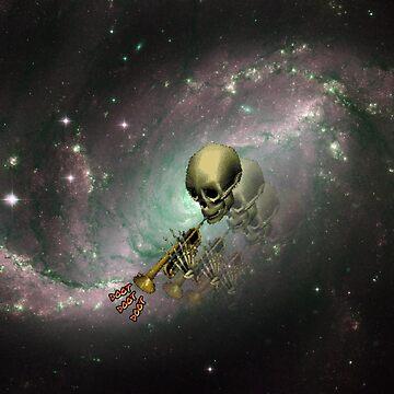 Space Doot by duwangclothing