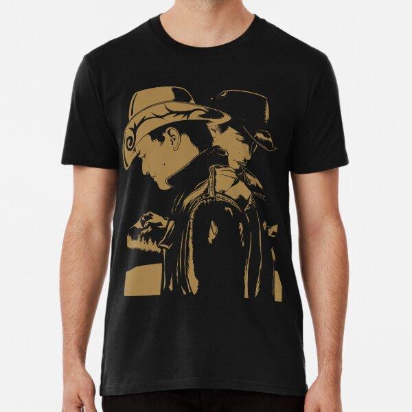 Golden Cowboys Premium T-Shirt