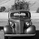 Old Car by Ronda Sliter