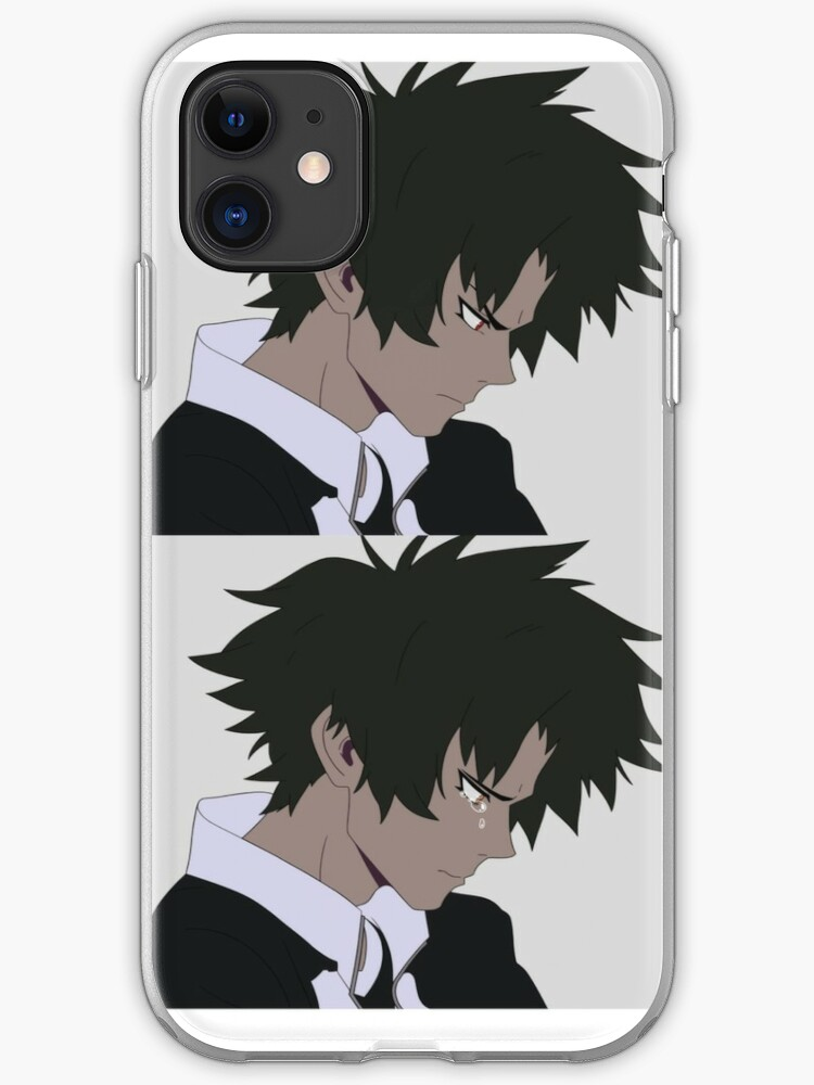 Akira Fudo Crying Iphone Case Cover By Basicbitchhere Redbubble