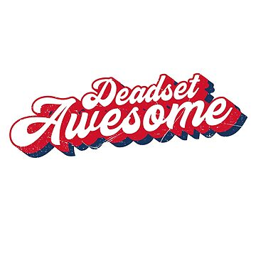 Australian Slang: Undeniably Awesome by BlueRockDesigns