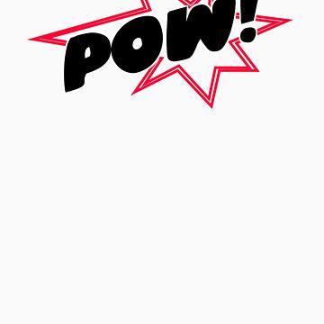POW! by Hunniebee