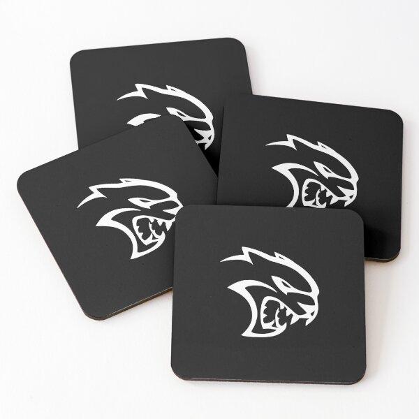 hellcat Coasters (Set of 4)