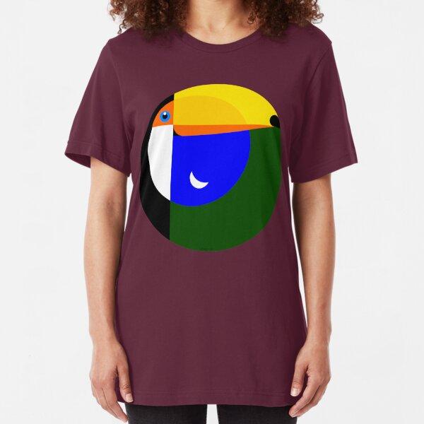 Toucan Slim Fit T-Shirt