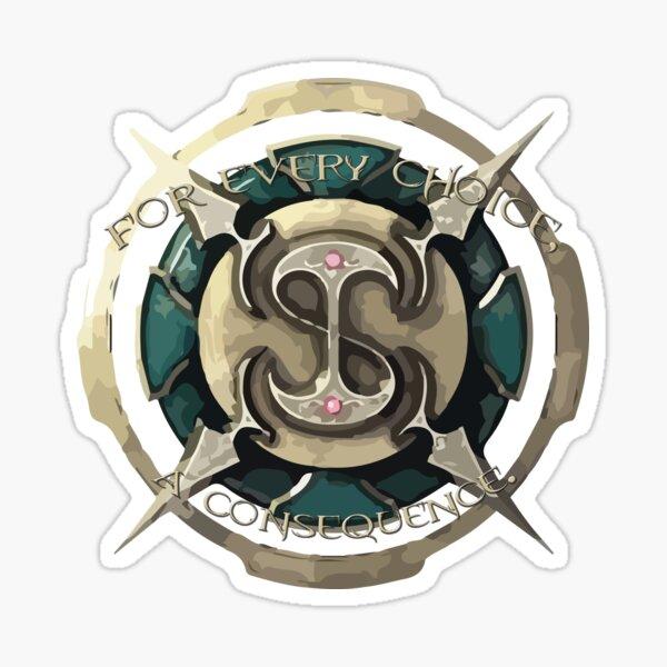 Fable Guild Seal Sticker