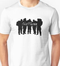 patrol black Unisex T-Shirt