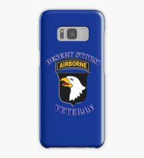 101st Airborne Desert Storm Veteran - iPhone Case Samsung Galaxy Case/Skin